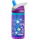 CamelBak eddy Insulated Trinkflasche Kids 400ml purple flowers